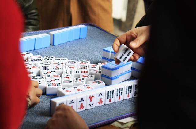 mahjong tiles