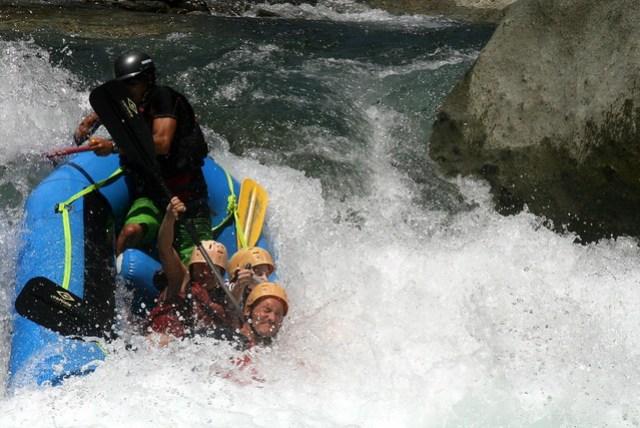 Whitewater Rafting - Naranjo River - Costa Rica