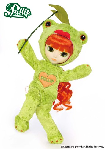 Pullipstyle exclusive Froggy coming in the fall