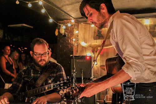 Dan Griffin @ The Dakota Tavern, 12-07-12