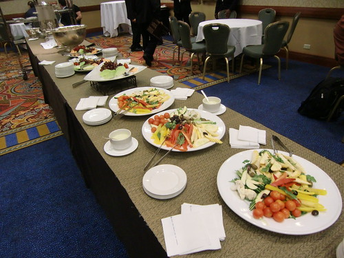 Healthy Snacks at Affiliate Summit East 2012