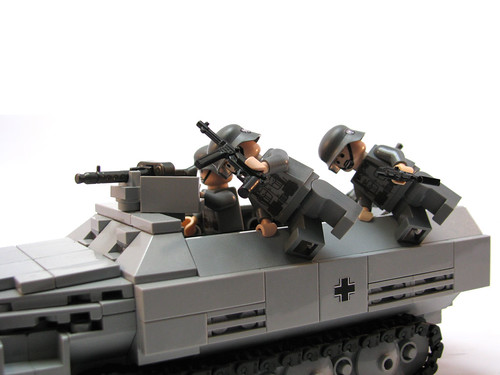 MP40 of BrickArmy