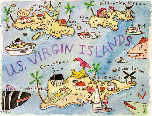 An old Virgin Islands Clipping I've said for many years!