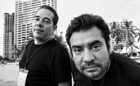 Gozner the magician & Sandino Araico