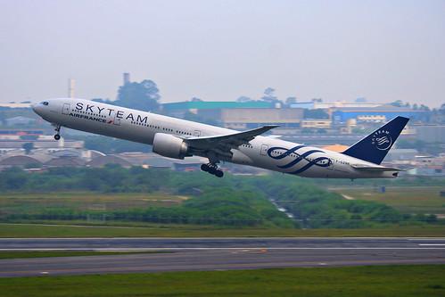 Air France | Boeing 777-300ER @ SBGR