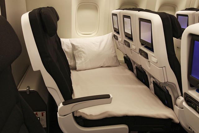 Air NZ Skycouch