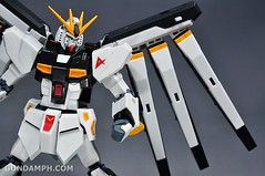 Robot Damashii Nu Gundam & Full Extension Set Review (71)