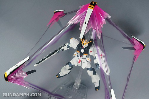 Robot Damashii Nu Gundam & Full Extension Set Review (95)