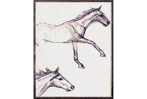 Joseph Knowles Jr horses