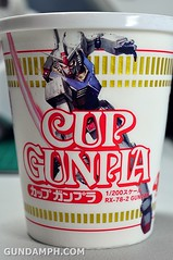 1-200 RX-78-2 Nissin Cup Gunpla 2011 OOTB Unboxing Review (9)