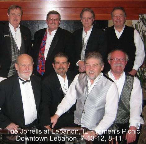 The Jorrells 7-13-12, 8-11