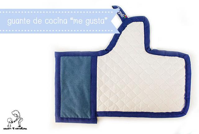 guante me gusta facebook
