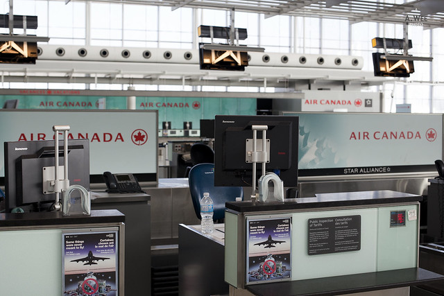 Air Canada Check-in