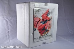 Formania Sazabi Bust Display Figure Unboxing Review Photos (23)