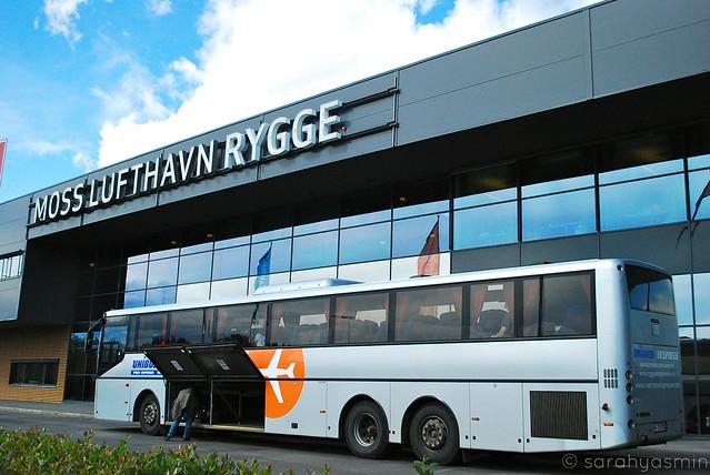 rygge airport norway