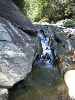 Bear Camp Creek Falls
