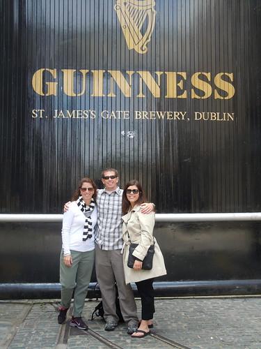 me, Gary & Jen