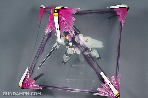 Robot Damashii Nu Gundam & Full Extension Set Review (85)