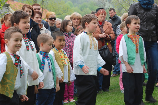 Slovak Singing Children