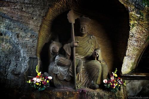 Keelung Xiandong Cave