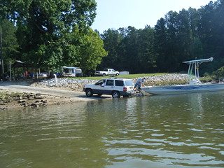 Cannon Creek Boat Launch