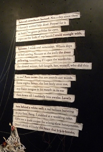 Poem at Holden Gallery