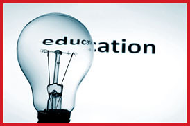 light bulb education property guiding