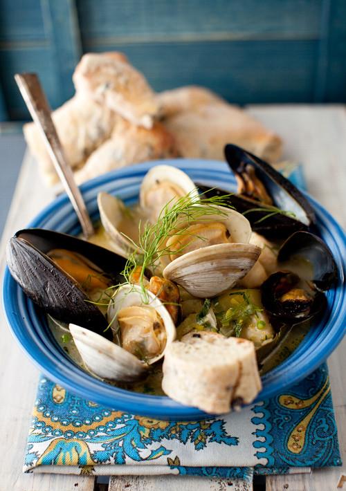 Seafood Stew 4