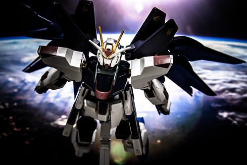 Freedom in Space by SkyStrike