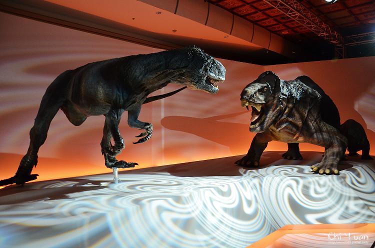 地球最古老的恐龍展13.jpg
