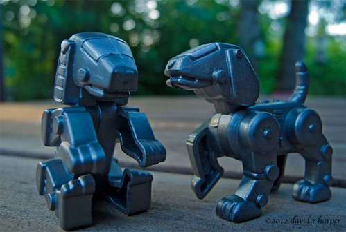 07.06.2012 :: 366/188 ...::... Robot Dogs by Echo9er
