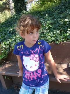 Amusement Park Girl
