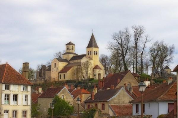 Église Saint-Vorles (Châtillon-sur-Seine)