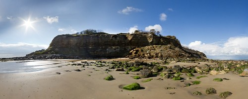 Bonchurch Panorama