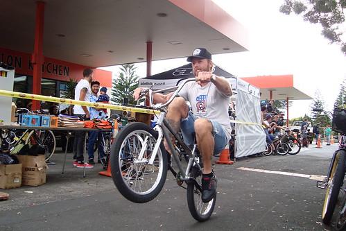 Wheelie Good