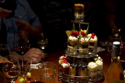 "dessert shot ""mini indulgences"" carousel"