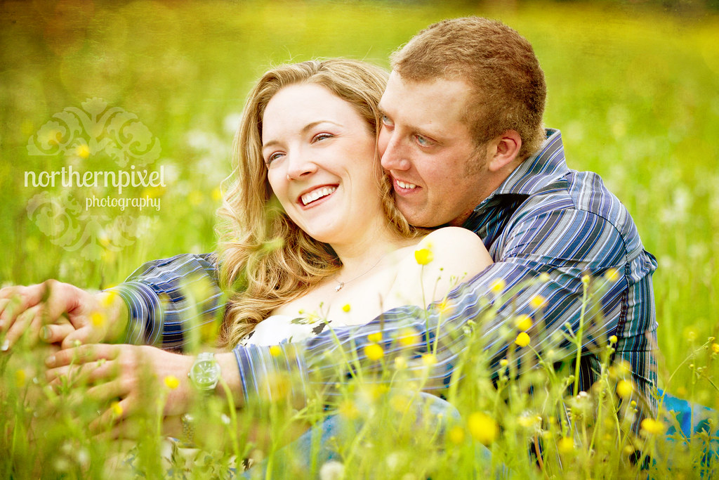 Prince George Engagement Photography Happy Farm