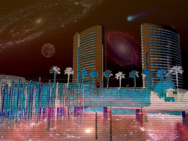 Alien Sky Promotion on Tadaa