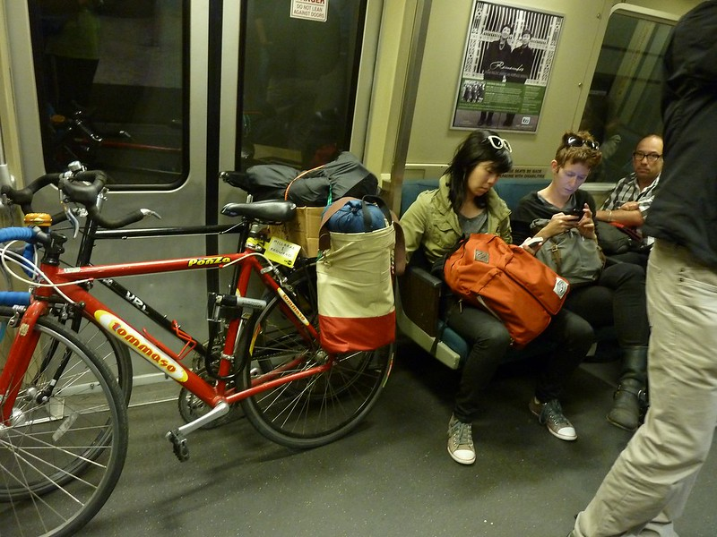 Bart Survey Promising Findings For Lifting The Rush Hour Bike Ban