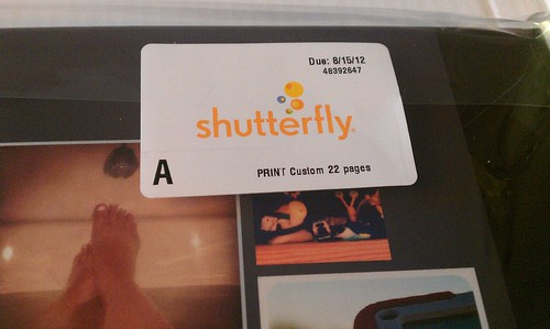233/366 [2012] - Shutterfly Delivery by TM2TS