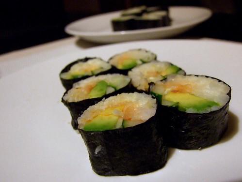 Vegan Keto Sushi