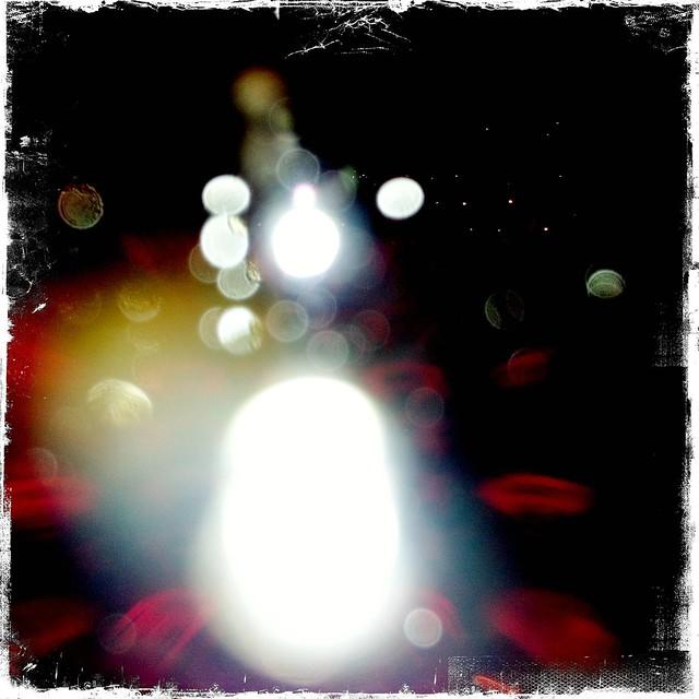 Rain Bokeh Number 2169