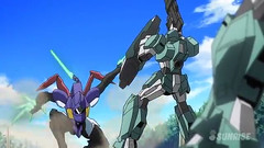 Gundam AGE 2 Episode 28 Chaos in the Earth Sphere Youtube Gundam PH (34)