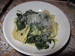 Pat-Sarah's pasta