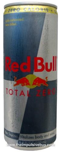 Red Bull Total Zero