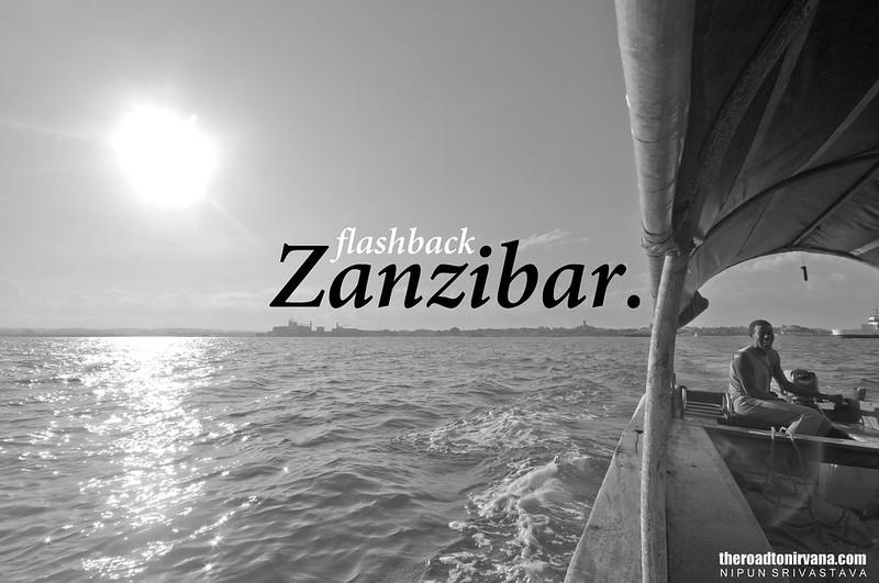 Flashback Zanzibar!
