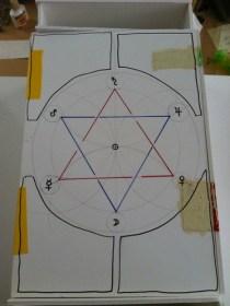 Kavad 4.7 - the hexagram