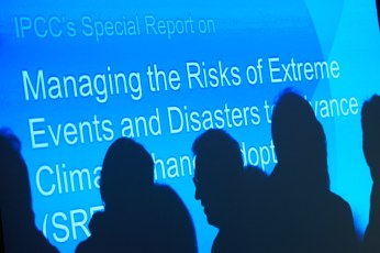 IPCC climate change report gets European launch