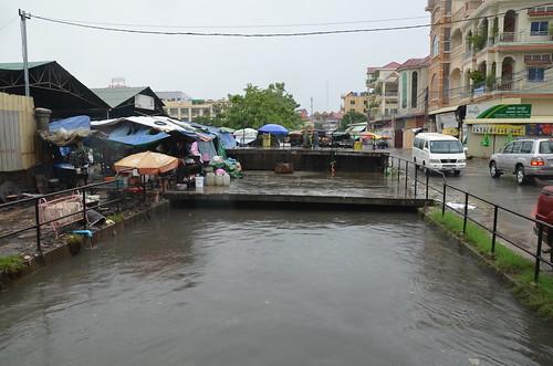 Rainy Season Phnom Penh
