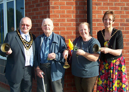 Ringing in the Olympics  by MayorofSandwell